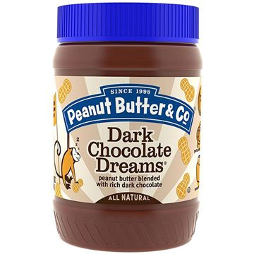 Picture of Peanut butter - dark chocolate dreams