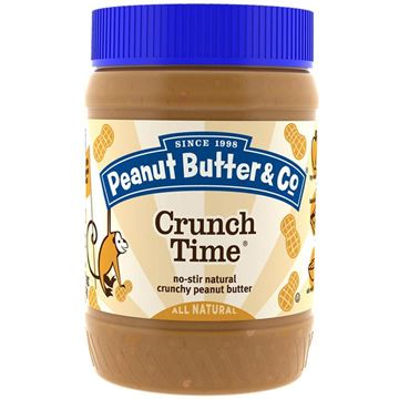 Picture of Peanut Butter - Crunch time