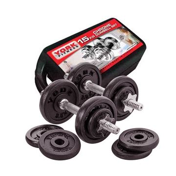 Picture of Weights set 15 kg