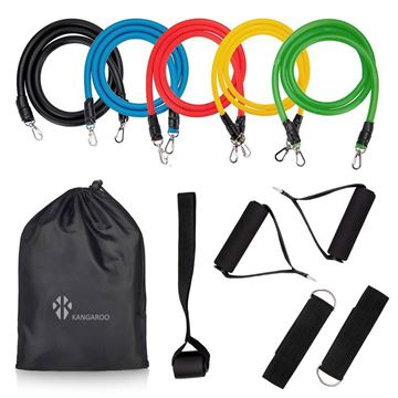 Picture of Resistance rope set (11 pcs)