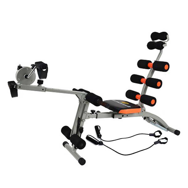Picture of Fitness World Six Pack Care Abdominal Machine With Bicycle