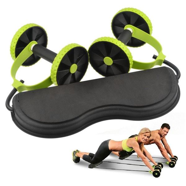 Picture of Wheels Ab Roller Pull Rope
