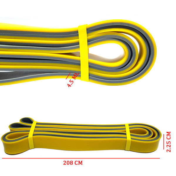 Picture of Pull resistance bands  2.5 cm